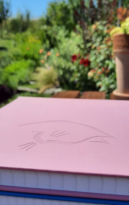 caiet roz