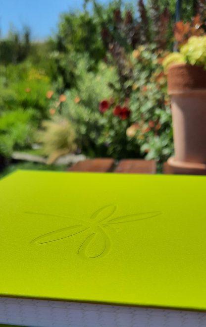 caiet verde